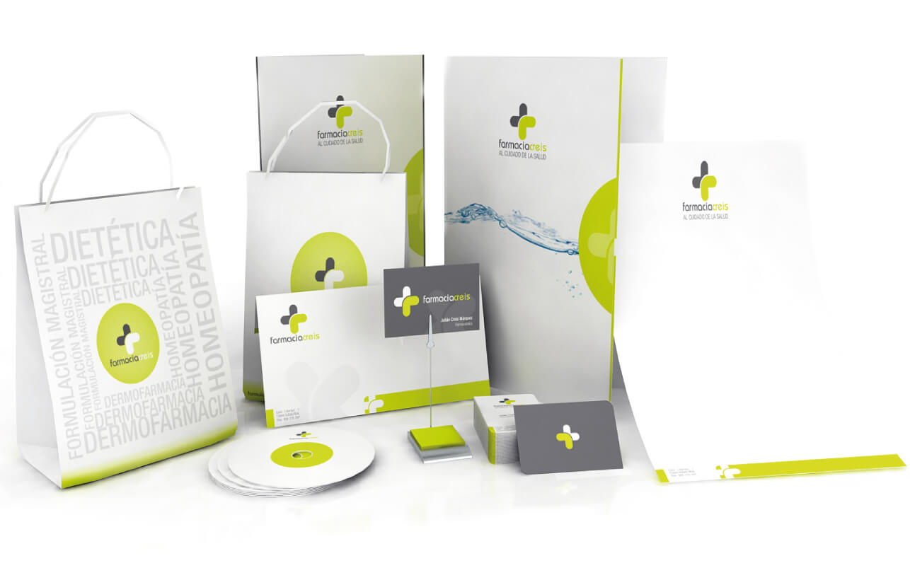 Paquete Completo Identidad Corporativa