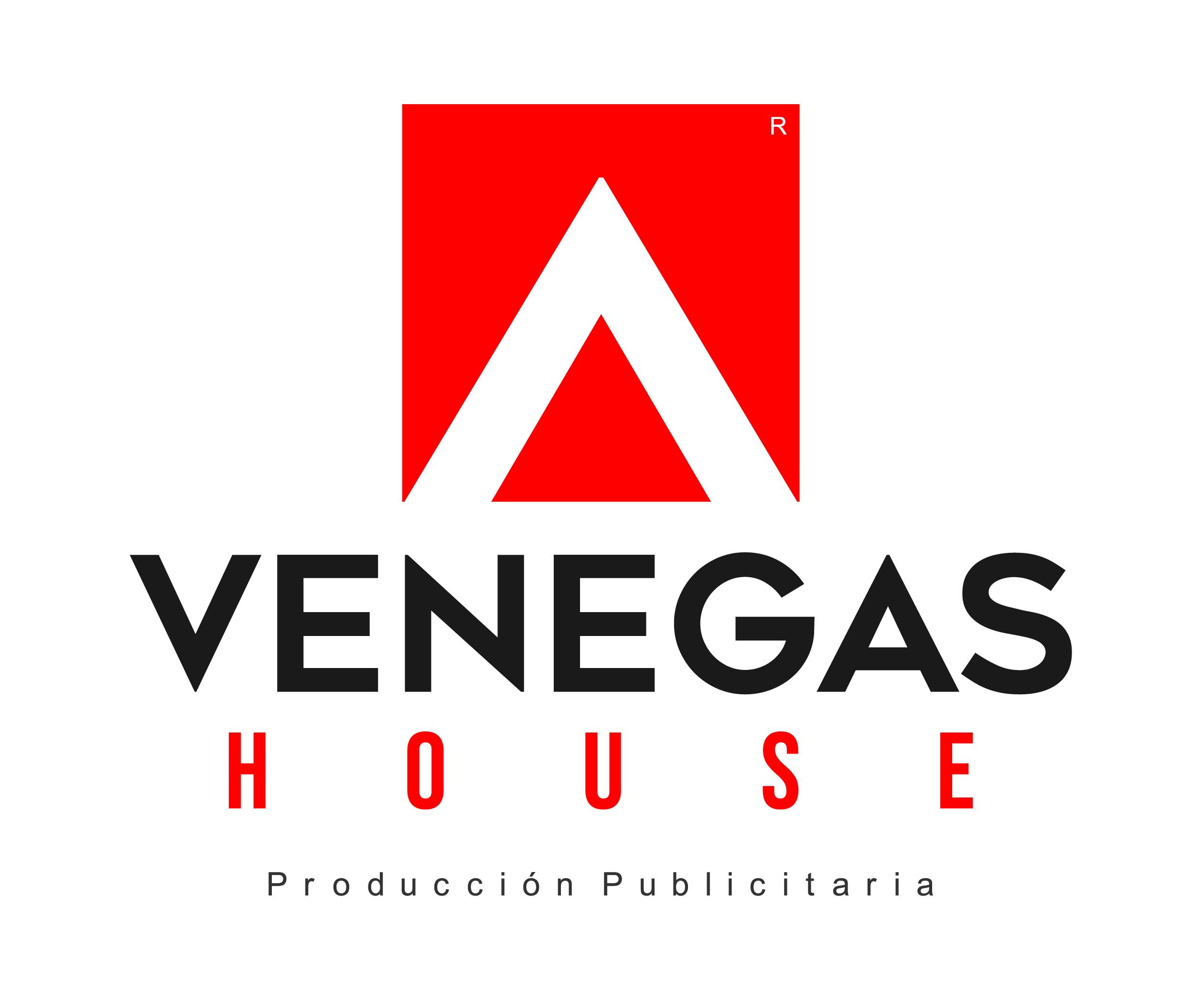 LOGOTIPO VENEGAS HOUSE